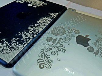гравировка iPad